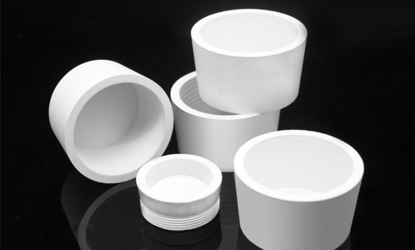 Excellent properties of hot pressed boron nitride ceramic products